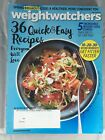 WEIGHT WATCHERS GET FITTER FASTER  MAY JUNE 2015 EASY RECIPES