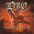 Holy Diver Live by Dio (Heavy Metal) (CD, Apr-2006, 2 Discs, Eagle Records...