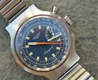 Longines Admiral One Button Chronograph Munich Olympic Games 1972 Stainless