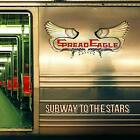 SPREAD EAGLE CD - SUBWAY TO THE STARS (2019) - NEW UNOPENED - ROCK - FRONTIERS