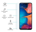 5 Pack Premium Tempered Glass Screen Protector For Samsung Galaxy A20 A30 A50
