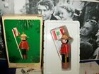 Clothespin Soldier`1984``Soldier Holding Flag,3Rd Series,Hallmark Ornament-