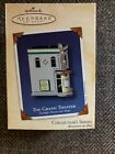 2003 Hallmark Ornament  The Grand Theater   #20  Nostalgic Houses and Shops