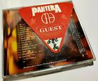 PANTERA – Official Live: 101 Proof – FULLY SIGNED by the ORIGINAL LINEUP!