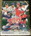 2018 Topps baseball complete 700-card factory Sealed Retail set Acuna Torres