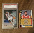 Tracy McGrady Cards and Autographed Memorabilia Guide 36