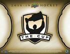 2018-19 Upper Deck The Cup Hockey Hobby 3-Box Case PRESALE 10 23 19