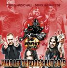 The Winery Dogs / Who Let the Dogs Out 2019 2CD Richie Kotzen ORG NEW!!! 0021