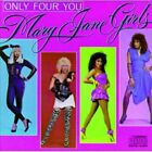 MARY JANE GIRLS-ONLY FOUR YOU-JAPAN CD Ltd/Ed B50 Japan