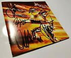 JUDAS PRIEST ‎– Firepower – FULLY SIGNED by the ORIGINAL LINEUP!