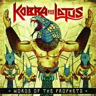 KOBRA AND THE LOTUS - Words Of The Prophets EP (RUSH / TRIUMPH / Promo CD)