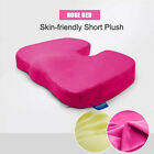 Car Seat Pillow Coccyx Orthopedic Pain Relief Memory Foam Office Chair Cushion