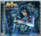 HELLION CD TO HELLION AND BACK 2 DISCS (2014) - Autographed! Rare
