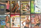 8 Bootcamp workout DVD lot Biggest Loser The firm Maximum calorie burn crunch