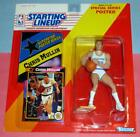 1992 CHRIS MULLIN Golden State Warriors #17 * FREE s/h* Starting Lineup + poster