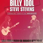 Billy Idol Steve Stevens / Turned On Tuned In And Unplugged 2019 2CD ORG P0223