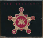 The Mission Raising Cain RARE out of print import CD single '94