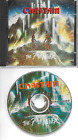 CHASTAIN original CD The 7th of never 1987 pressed 1995 on Massacre