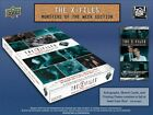2019 Upper Deck X-Files Monsters of the Week 12-Box Case PRESALE 11 27 19