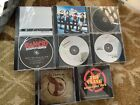 Lot Of Rare Heavy Metal Radio Station Promo Cds Static X Kittie Breaking Benjam