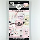 The Happy Planner Glam Girl Mini Sticker Book Pack Of 975 Me  My Big Ideas