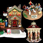 CHRISTMAS VILLAGE ACCESSORIES / PETTING ZOO / TREE FARM / GAZEBO / YOUR CHOICE!