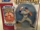 1995 Don Drysdale starting lineup Baseball figure card toy Dodgers Cooperstown
