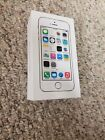 Apple iPhone5 S UsedRetail Box no contents 16 gb gold