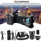 New D7100 1080P HD 33MP 32MB Digital Camera Video Camcorder 24X Telephoto Lens