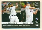 2019 Topps Now Card of the Month Baseball Cards - August COTM 12