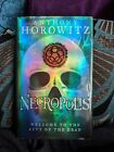 Signed Copy of Necropolis Power of 5 book 4 by Anthony Horowitz