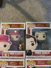 Funko Pop Royals Complete Sets 1&2 W Chase