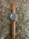 Guess Leather Watch (Very Good Condition, $180 Original Value)