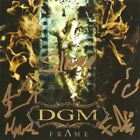 DGM - Frame CD (Autographed by all 5 band members) Redemption - Prog Metal
