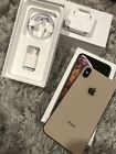 Apple iPhone XS Max 64GB Gold Sprint A1921 CDMA + GSM