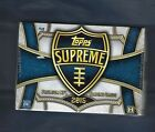 2015 TOPPS SUPREME FOOTBALL HOBBY BOX NEW FACTORY SEALED AUTO OR RELIC ! !