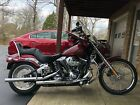 Harley Davidson Softail Exhaust 2007 2010 FXSTC Softail Custom bike not Incl