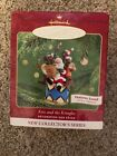 Kris and the Kringles w Sound - Hallmark Christmas ORNAMENT 2001 - NEW