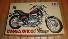 TAMIYA 1/12 Scale Motorcycle Model Kit YAMAHA XV1000 Virago # 14044