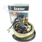 AC MAGNETO STATOR  FLYWHEEL 8 COIL POLE AA 50 90CC GY6 4 STROKE CHINESE SCOOTER