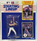 ⚾️ 1990 STARTING LINEUP - SLU - MLB - MARK GRACE (BATTING) - CHICAGO CUBS