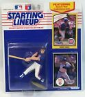 ⚾️ 1990 STARTING LINEUP - SLU - MLB - MARK GRACE (POWER) - CHICAGO CUBS
