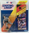 ⚾️ 1992 ROOKIE STARTING LINEUP - SLU - MLB - SCOTT ERICKSON - MINNESOTA TWINS 1