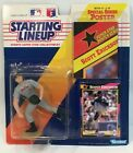 ⚾️ 1992 ROOKIE STARTING LINEUP - SLU - MLB - SCOTT ERICKSON - MINNESOTA TWINS 2