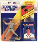 ⚾️ 1992 ROOKIE STARTING LINEUP - SLU - MLB - TOM GLAVINE - ATLANTA BRAVES