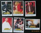 1978 TOPPS BATTLESTAR GALACTICA COMPLETE 132 TRADING CARD SET PLUS 22 STICKERS