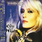 Doro - Calling The Wild + 4 Bonus (Rare Original Japan CD w/ OBI) Warlock