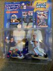 Starting Lineup Classic Doubles Mike Piazza Ivan Rodriguez Figure 1998