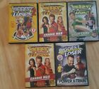 6 The Biggest Loser workout DVD lot weight loss yoga power sculpt 2 last chance