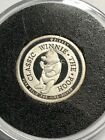 Disney Classic Winnie The Pooh Silver Coin 999 Pure solid
